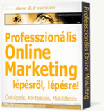 Professzion�lis Online Marketing l�p�sr�l l�p�sre